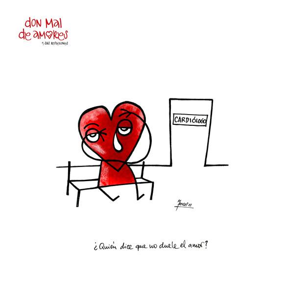 don Mal de amores #50