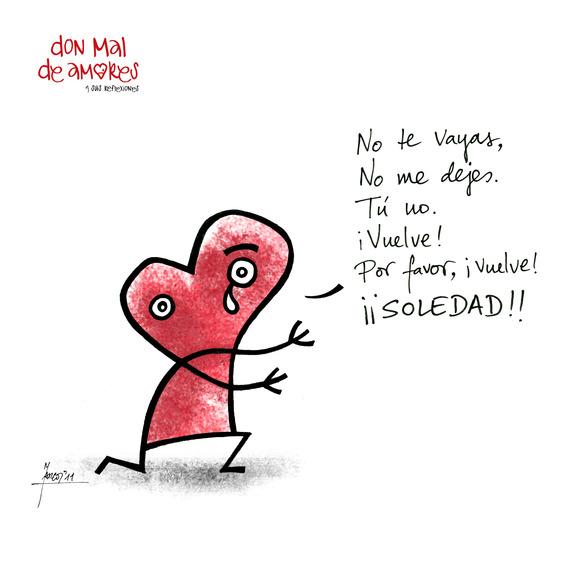 don Mal de amores #9