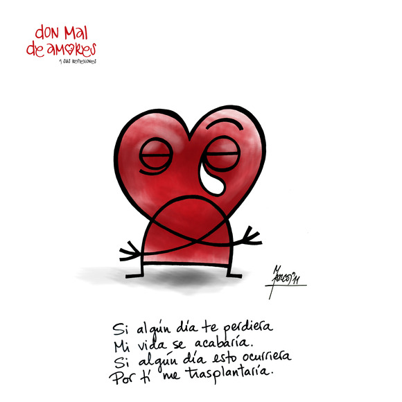 don Mal de amores #73
