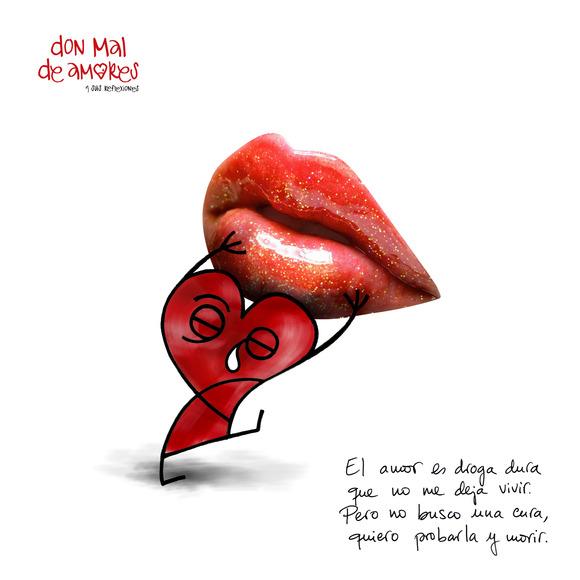 don Mal de amores #108