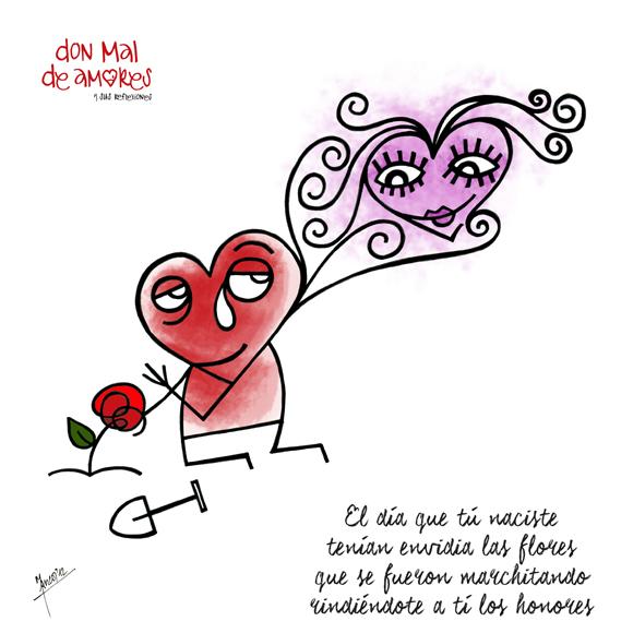 don Mal de amores #130
