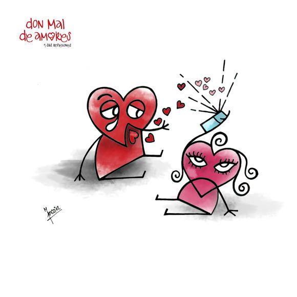 don Mal de amores #153
