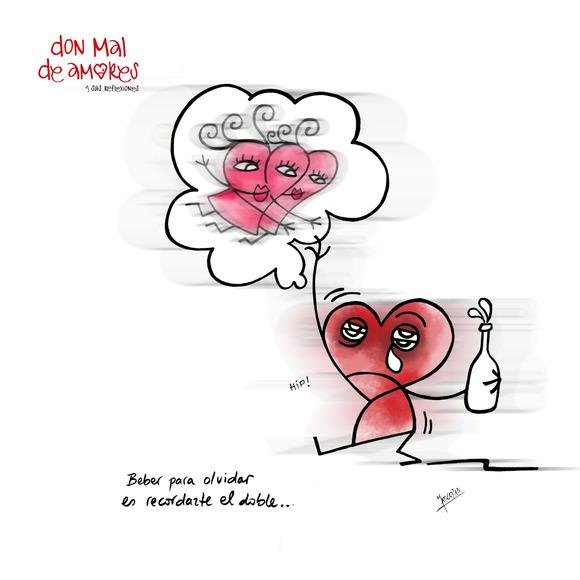 don Mal de amores #170