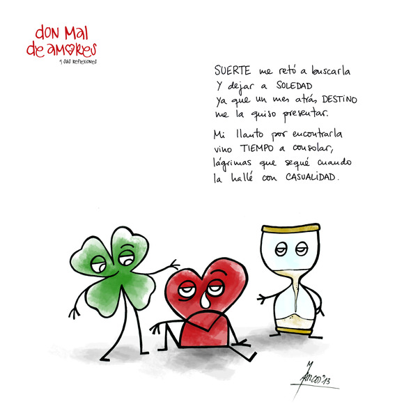 don Mal de amores #181