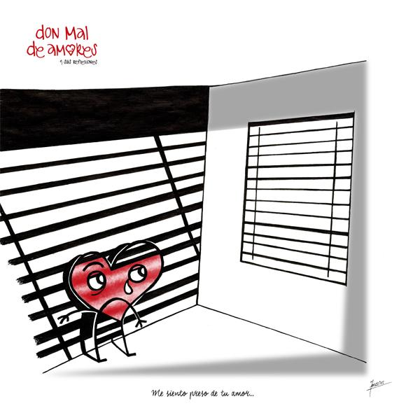 don Mal de amores #254
