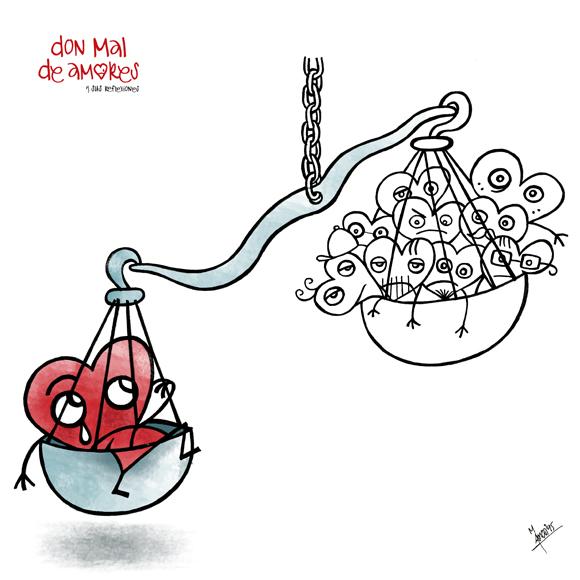 don Mal de amores #273